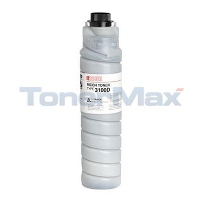 RICOH TYPE 3100D TONER BLACK